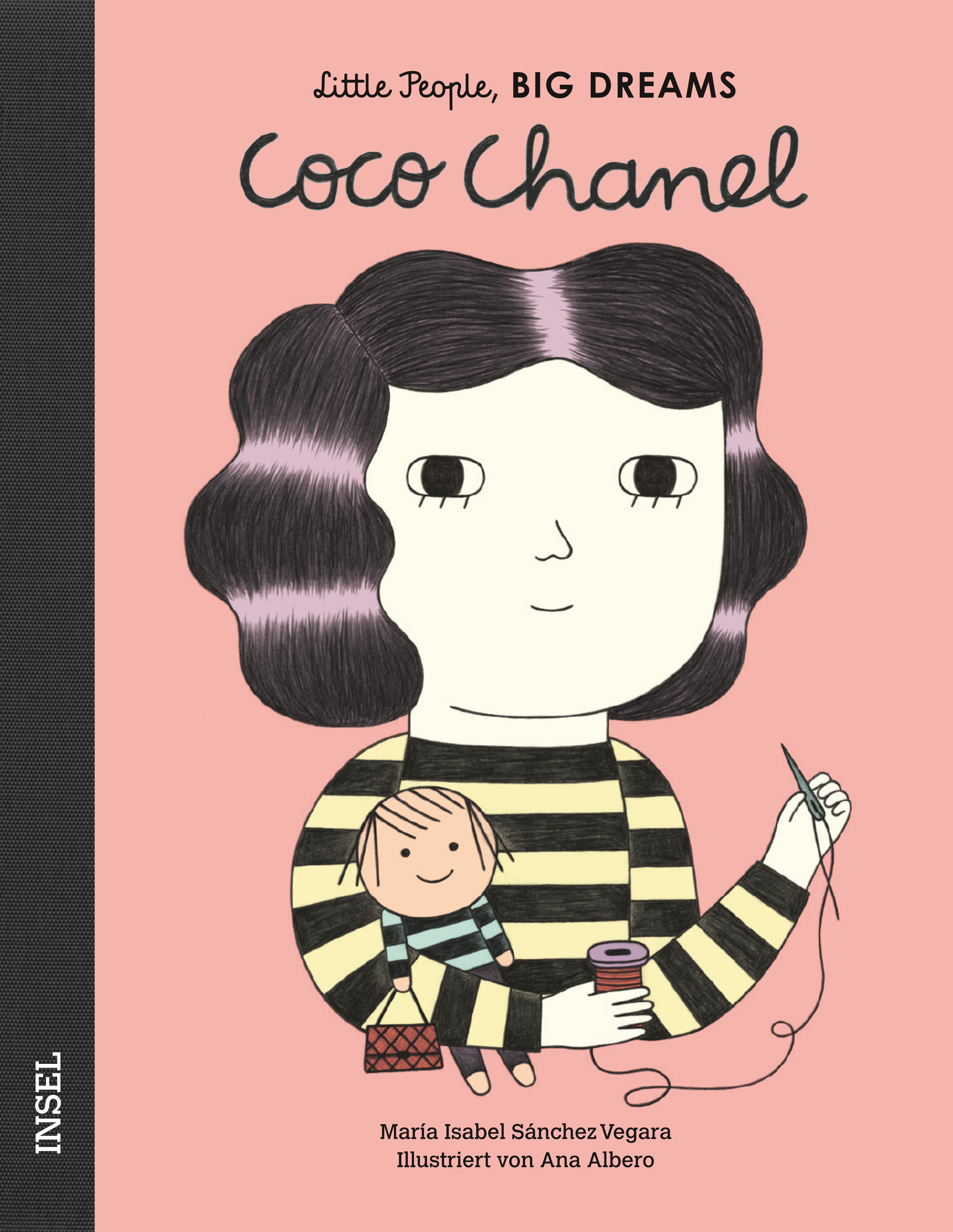 Little People, BIG DREAMS - Coco Chanel
