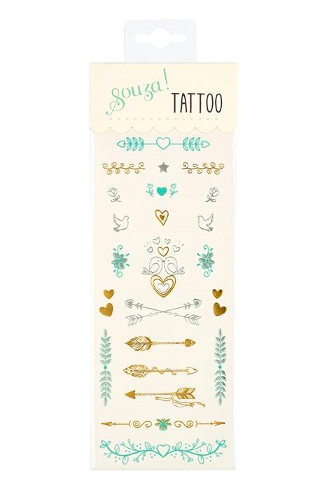 Souza for Kids Tattoo Set Pfeile