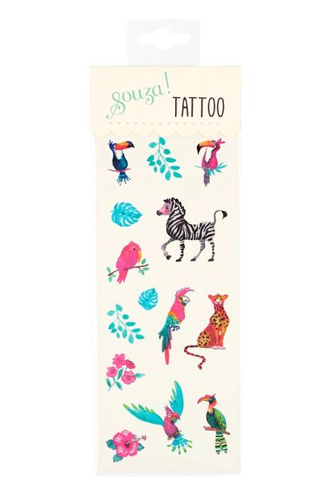 Souza for Kids Tattoo Set Tiere