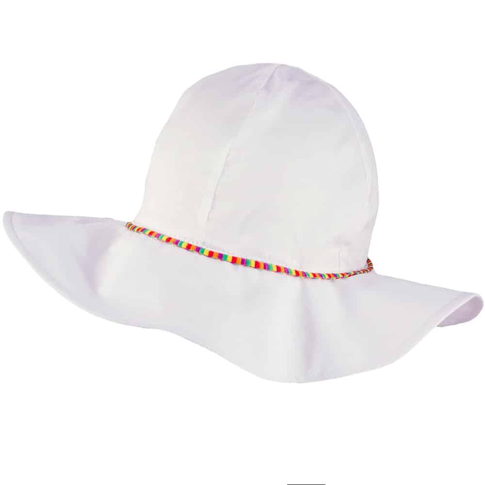 TUTU Kindermütze - Sommermütze  - Schirmmütze mit Regenbogenband