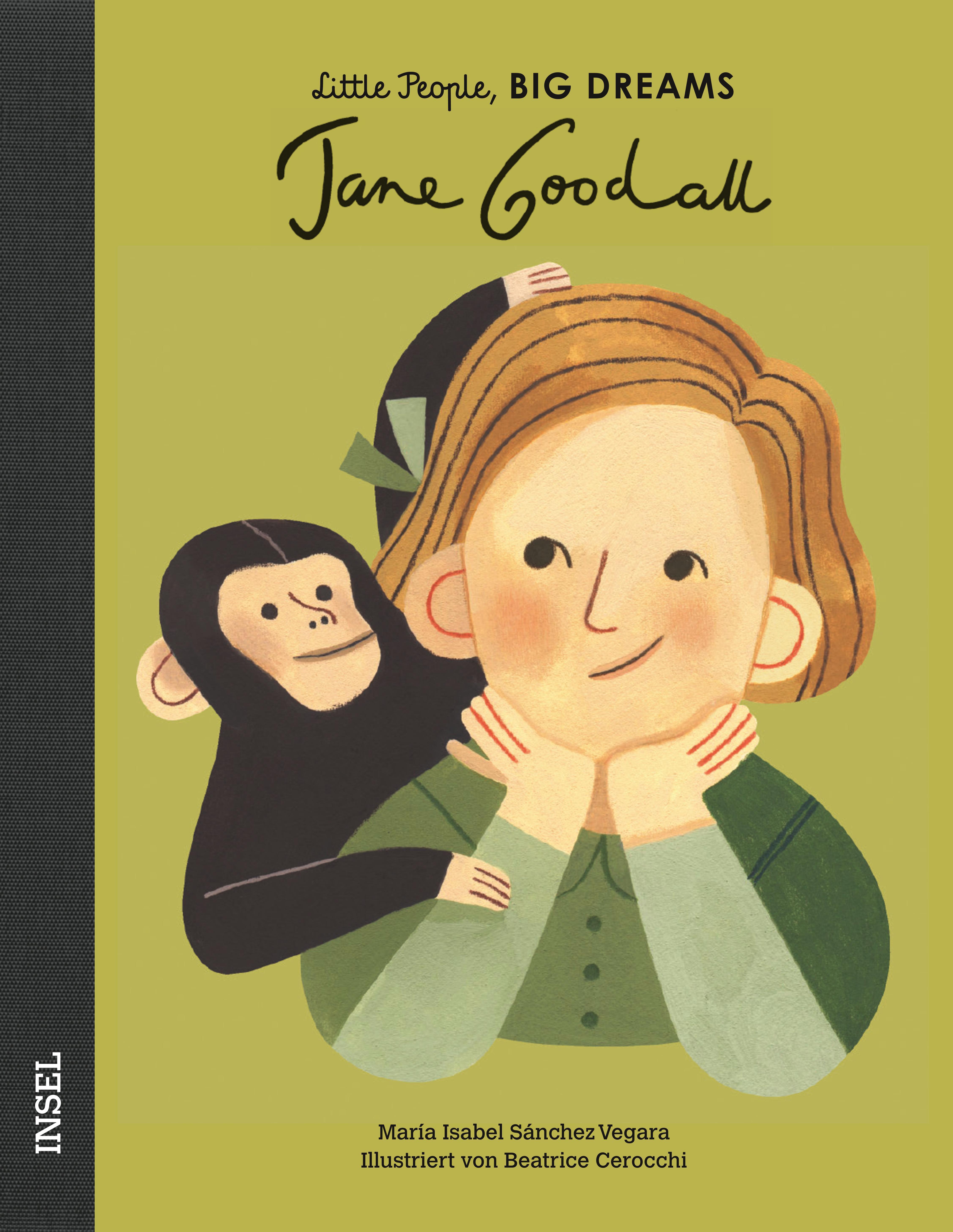 Little People, BIG DREAMS - Jane Goodall